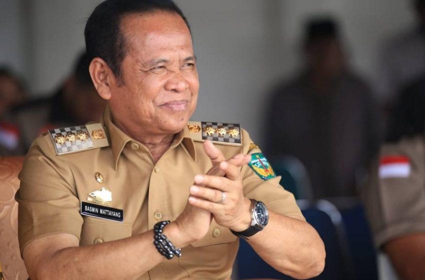 Pemekaran Kabupaten Luwu, Bupati Basmin Sudah Mengajukan ke Dua Gubernur Sulsel yang Menjabat