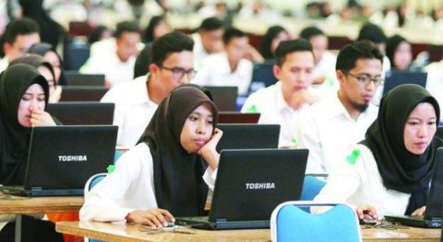 Pelaksanaan SKD CPNS di Luwu, 4 Oknum Terindikasi Lakukan Kecurangan