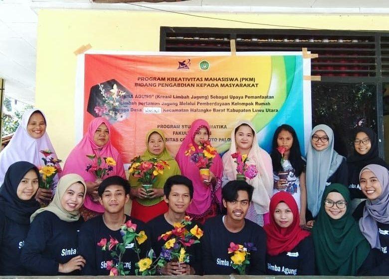 UNCP Dampingi UNHAS dan UNM Ikut Kompetisi Ilmiah Antar Mahasiswa di Bali