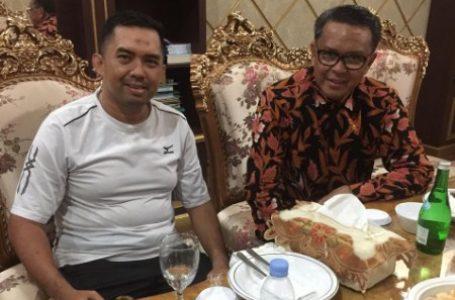 Nurdin Abdullah Akan Gelar Pertemuan Silaturrahmi Bersama Relawan dan Parpol Pengusungnya Se-Tana Luwu