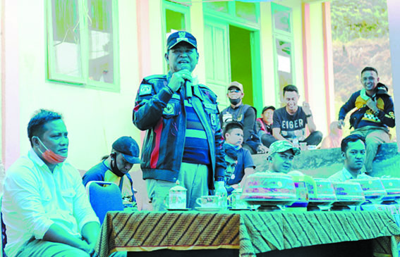Ruas Jalan Latimojong Siap DIkerja, Lama Pengerjaan 120 Hari Kerja