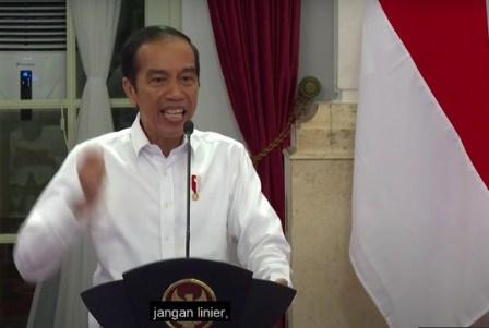 Presiden Kecewa, Menterinya Dinilai Tak Maksimal Hadapi Pandemi Covid-19