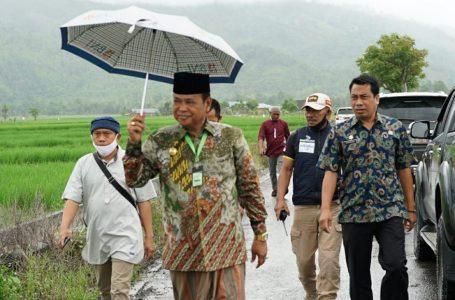 Lokasi Pembangunan Lapas Diperlihatkan, Bupati Luwu Minta Tahun Depan Sudah Mulai