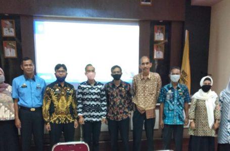 Gunakan Sertifikat Elektronik, DKISP Luwu Berguru ke Kabupaten Wajo