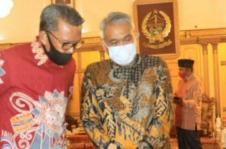 Husler Klaim Mampu Redam Covid-19 di Luwu Timur