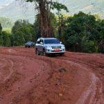 Jalan poros Bua Toraja