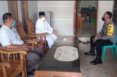 Kapolres Agung Danargito Kunjungi Ketua MUI Luwu Utara