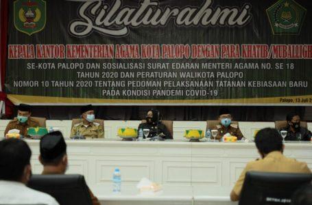 Pertemuan Muballigh se-Kota Palopo, Bahas Pelaksanaan Idul Adha