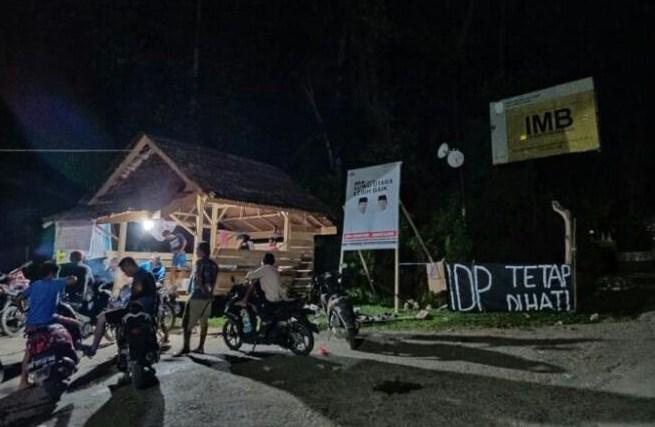 Jajaran Polda Sulsel Rutin Pengamanan di Lokasi Banjir Bandang Luwu Utara