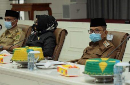 Instruksi Walikota Palopo, Pedagang yang Tak Pakai Masker Ditutup Usahanya