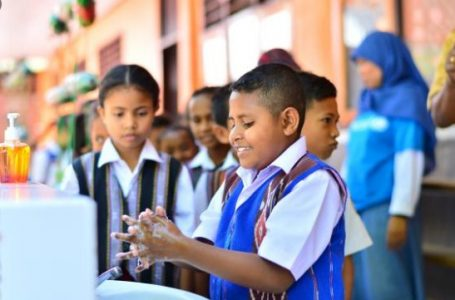 104 Daerah Dibolehkan Belajar di Sekolah, Cek Daftarnya