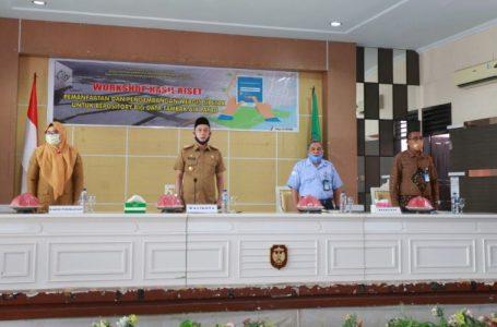 Workshop Kelola Tambak dengan Aplikasi di Kota Palopo