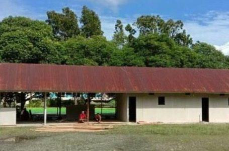 Lahan Parkiran DPRD jadi Base Camp Pengungsi Banjir