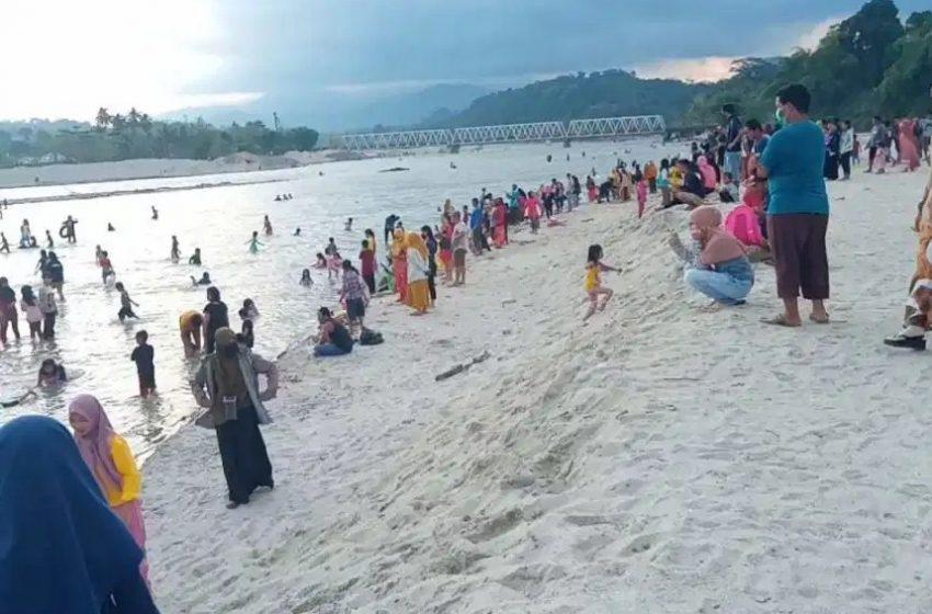 Lokasi Banjir Bandang Luwu Utara Kini Jadi Tempat Wisata