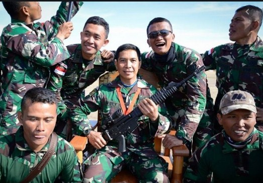 Tukin TNI Naik Hingga 80 Persen di Tahun 2021
