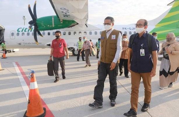 Maskapai Buka Rute Makassar-Bua, Gubernur: Bandara Segera Diperluas