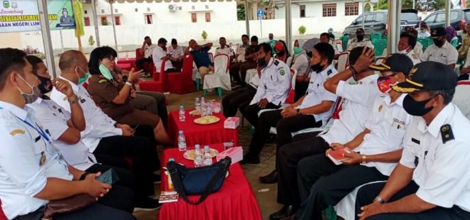 Pemerintah Kabupaten Luwu Lombakan KIP 207 Desa