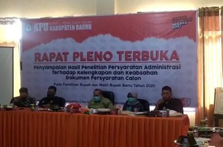 Seorang Pasangan Bakal Calon Kada di Sulawesi Selatan Positif Narkoba