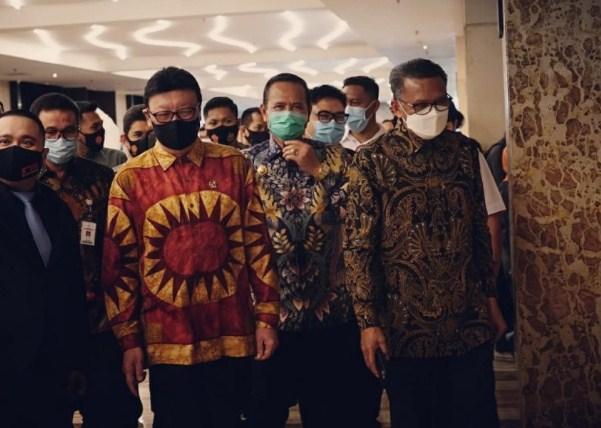 Ramah Investasi dan Bersih Melayani, Pemkab Luwu Ikuti Rakor Sinergitas Perizinan
