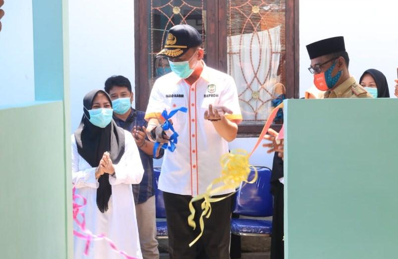 Posyandu Temmalebba Kota Palopo Diresmikan, FKJ: Administrasi Harus Bagus