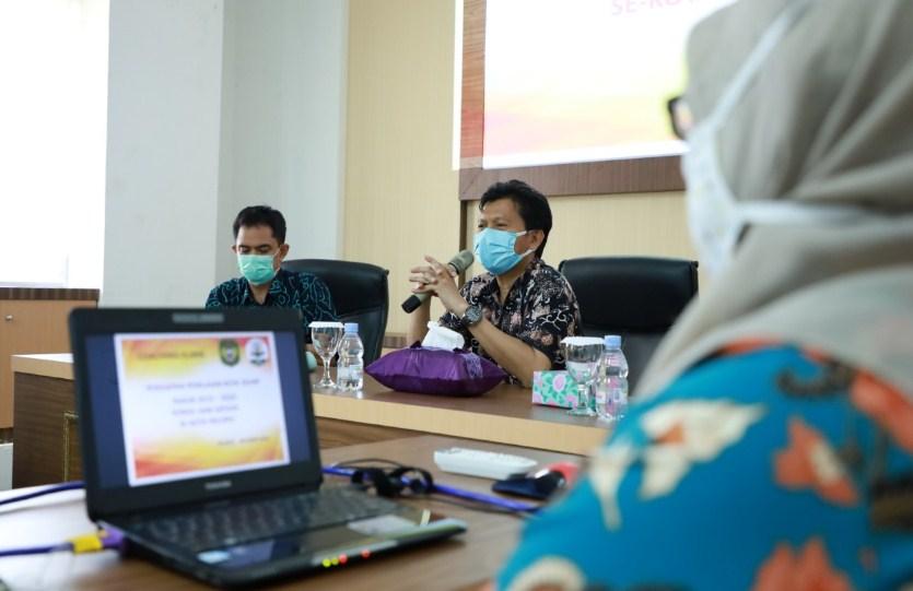 Budayakan Kota Sehat Melalui Coaching Klinik