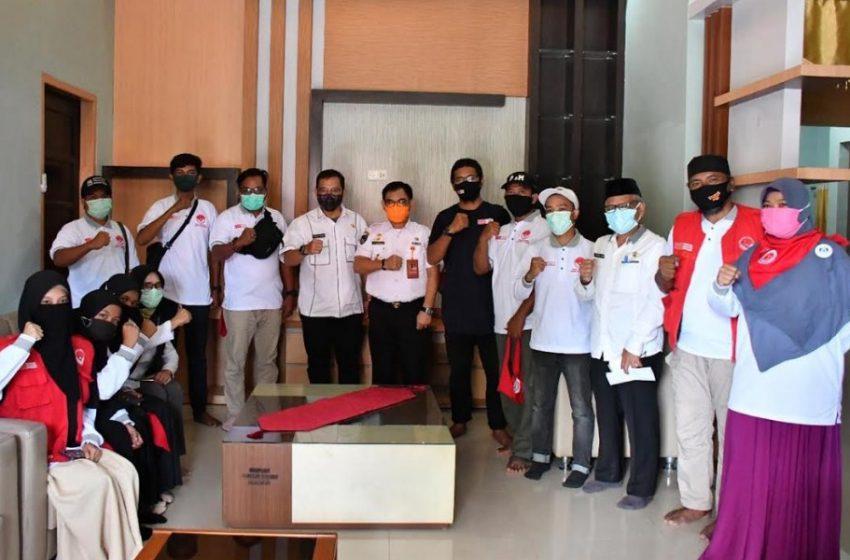 Para Relawan Indonesia Rencanakan Bangun Kampung Berkah