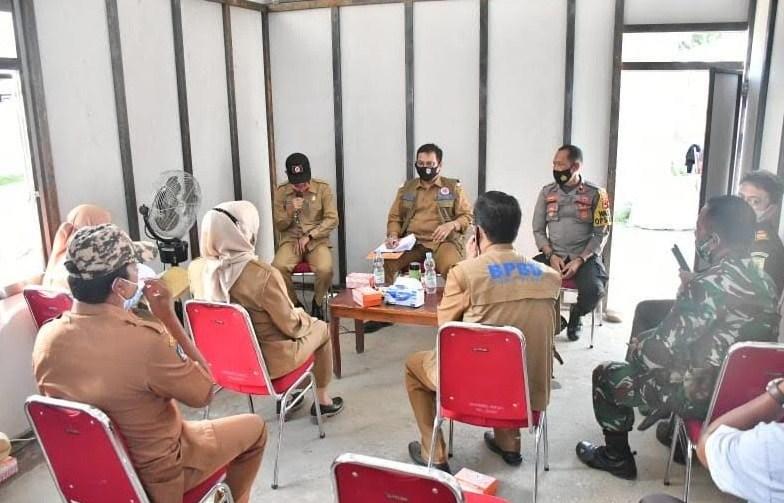 100 Unit Huntara di Luwu Utara Segera Difungsikan