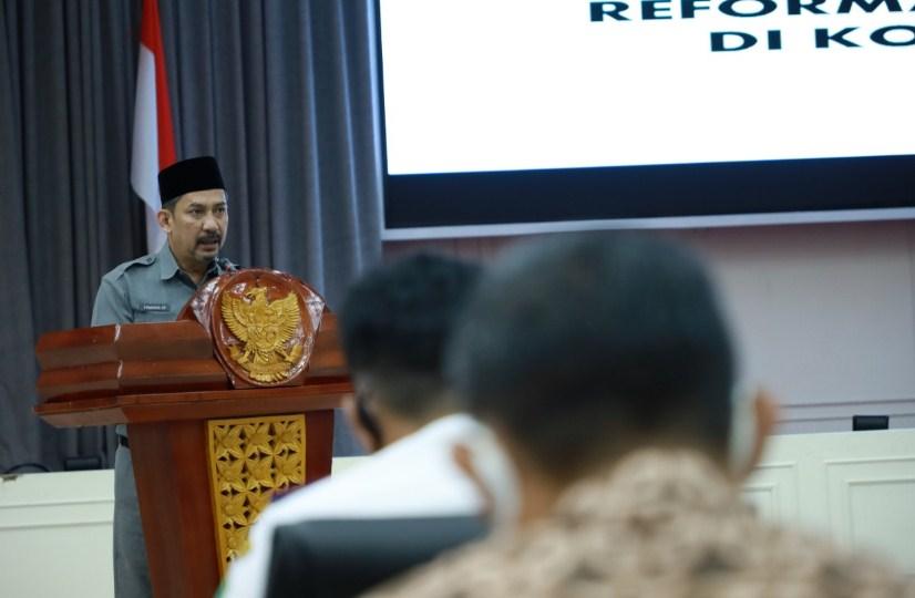 Road Map Pemkot Palopo Sesuai Permen PAN-RB 25/2020