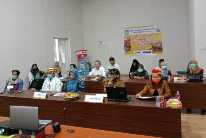 Tarian Moriringgo Suku Padeo Ditetapkan Sebagai WBTB