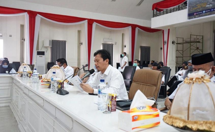 FGD Bahas RDTR Pengembangan Ekonomi Kota Sedang