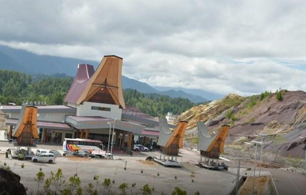 Bandara Buntu Kunik Tana Toraja Siap Diresmikan Jokowi
