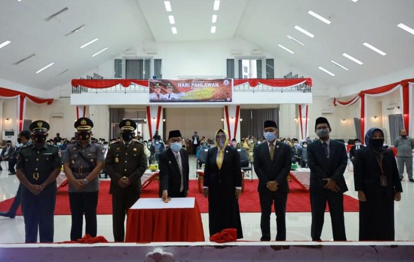 Ruang Pertemuan Ratona Diresmikan, Bersamaan Peringatan Hari Pahlawan