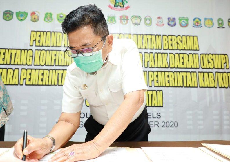 Sinergi APIP dan KPK Cegah Korupsi, Walikota Palopo Ikuti Rakorwasdanya