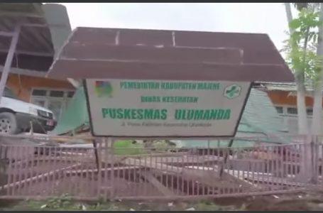 Enam desa yakni Desa Sambabo, Kabiraan, Tandialo, Ulumanda, Pompenga, Panggalo, masih terisolir