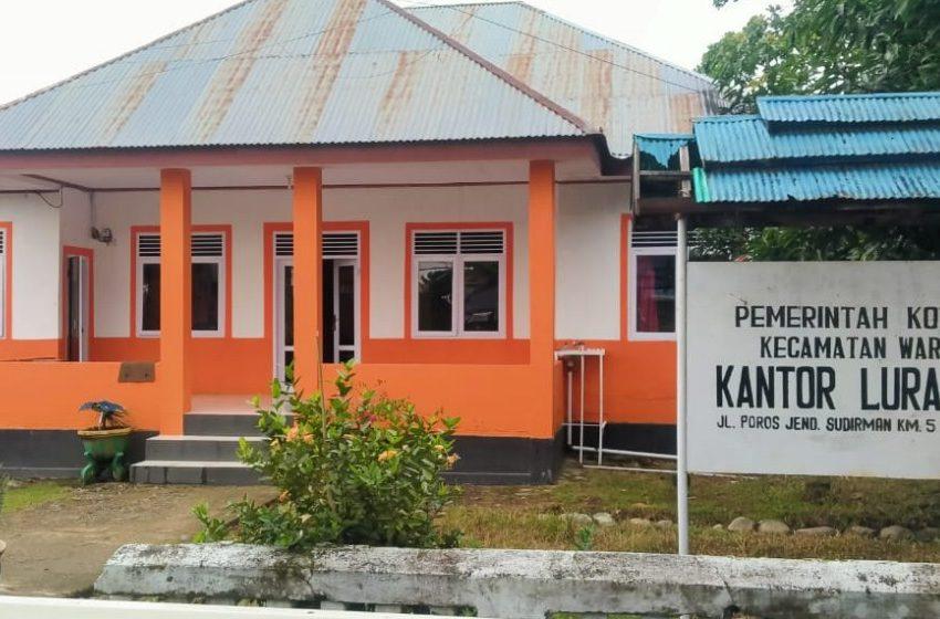 "Lingkungan Kantor Kelurahan Songka ""Dipercantik"""