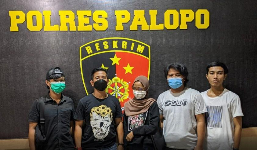 Perdagangan Anak di Kota Palopo, Pelaku IRT Diamankan