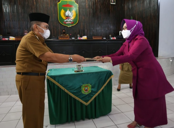 DPRD dan Pemkot Palopo Tetapkan Program Pembentukan Perda