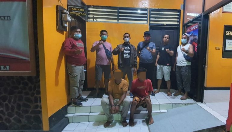 Kabur Hingga Kalimantan, 2 Pelaku Pencurian Ternak di Kota Palu Ditangkap Polisi