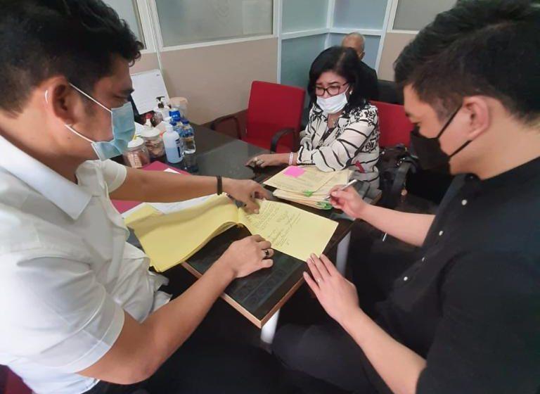 3 Tersangka Kasus Dugaan Pemalsuan Akte Perusahaan Di Tangkap