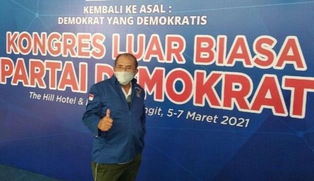 KLB Partai Demokrat, Moeldoko Rebut Kursi Ketua