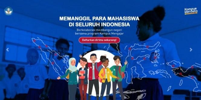 Mahasiswa UNCP Ikut Program Kemendikbud Satu Semester, Uang Saku Per Bulan Rp,….