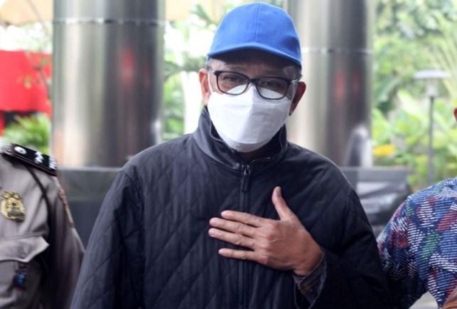 Tampik Tuduhan KPK, Nurdin: Nanti Kita Lihat di Pengadilan
