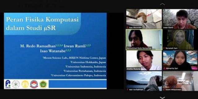 Empat Mahasiswa UNCP Ikut Program Lembaga Riset Sains Terbesar Jepang