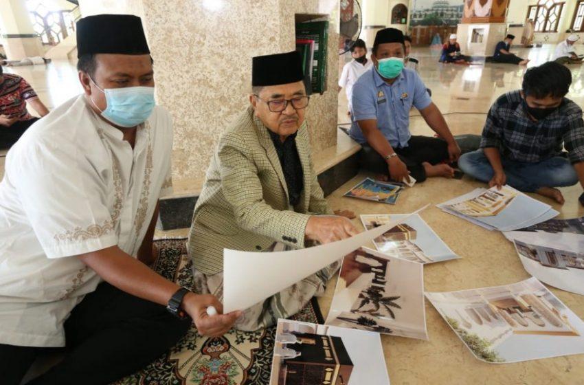 Bangun Miniatur Ka'bah, Walikota Palopo Ingatkan Konsistensi