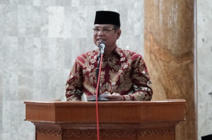 Ibadah Ramadan, Bupati Luwu Imbau Tetap Jaga Protkes