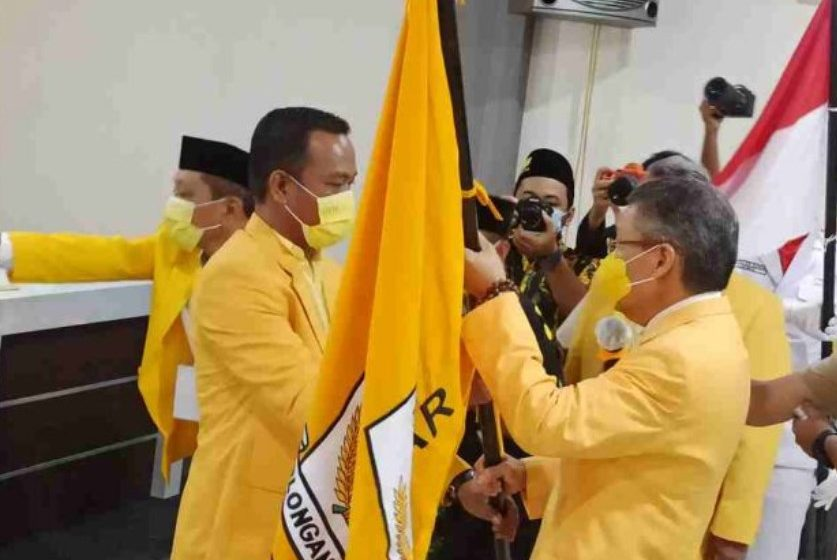 Patahudding Pimpin Golkar Luwu, Aklamasi Kedelapan di Musda Partai Pohon Beringin Se-Sulawesi Selatan