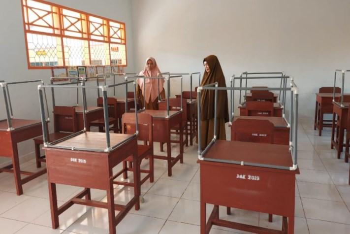 Dinas Pendidikan Luwu Siapkan Proses Belajar Tatap Muka di Sekolah, Kadis: Terapkan Protkes Ketat