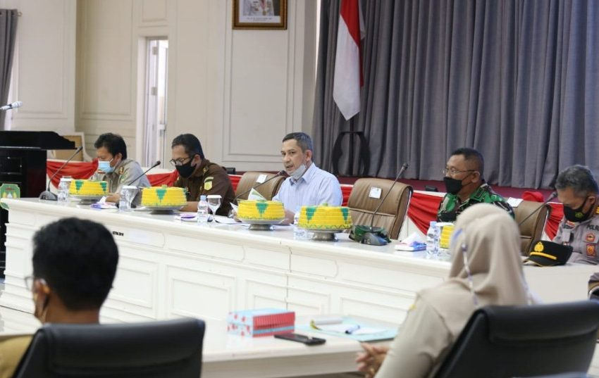 Hasil Pertemuan TPID Sulsel, Sekda Palopo Paparkan Rekomendasi Gubernur