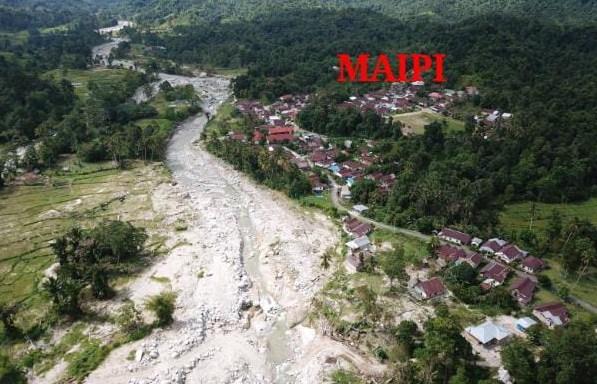 Masamba Belum Aman, Ancaman Banjir Setiap Saat Dapat Terjadi
