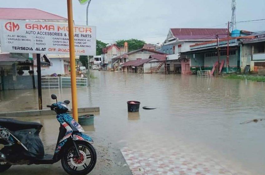 Peringatan Potensi Banjir Bandang di Lutra dan Lutim, BMKG Minta Masyarakat Waspada